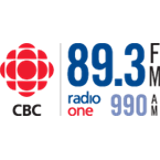 CBW - CBC Radio One Winnipeg 990 AM Winnipeg, MB