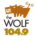 The WOLF (CFWF-FM) - 104.9 FM