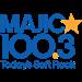 Majic 100 (CJMJ-FM) - 100.3 FM