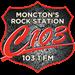 C103 (CJMO-FM) - 103.1 FM