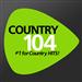 Country 104 (CKDK-FM) - 103.9 FM
