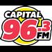 Capital FM (CKRA-FM) - 96.3 FM