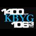 KBYG - 1400 AM