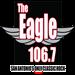 The Eagle (KTKX) - 106.7 FM