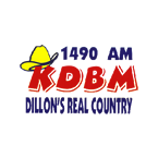 KDBM - 1490 AM Dillon, MT