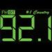 KDQN-FM - 92.1 FM