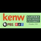 KENW-FM - 89.5 FM Portales, NM
