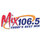 106.5   Mix 106.5 (Hot AC)