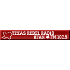 KFAN-FM - Texas Rebel Radio 107.9 FM Johnson City, TX