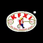 KFXI - Foxy 92 92.1 FM Marlow, OK