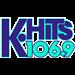 K-HITS (KHTT) - 106.9 FM