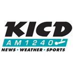 KICD - 1240 AM Spencer, IA