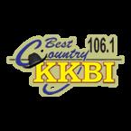 KKBI - 106.1 FM Broken Bow, OK