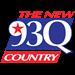 93 Q (KKBQ-FM) - 92.9 FM