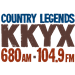 Country Legends 680 (KKYX)