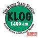 KLOG - 1490 AM