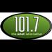 101.7 FM (KLRR)