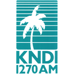 KNDI - 1270 AM Honolulu, HI