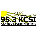 KCSI - Country Sunshine 95.3 FM Villisca, IA