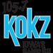 KOKZ - 105.7 FM