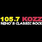 KOZZ-FM - 105.7 FM Reno, NV