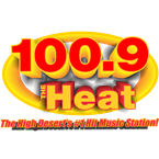 KRAJ - The Heat 100.9 FM Johannesburg, CA