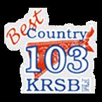 KRSB-FM - Best Country 103 103.1 FM Roseburg, OR