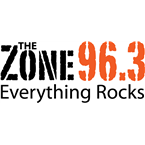 KRZN - The Zone 96.3 FM Billings, MT