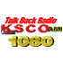 Talk Back Radio (KSCO) - 1080 AM