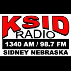 KSID - 1340 AM Sidney, NE