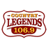 Country Legends 106.9 (KTPK)