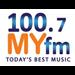 MYfm (KSNA) - 100.7 FM