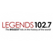 Legends 1027 (WLGZ-FM) - 102.7 FM