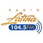 XHLTN - Radio Latina 104.5 FM Tijuana, BN