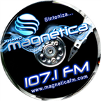 XHAWD - Magnetica FM 107.1 FM San Luis Potosí, SL