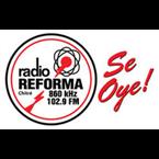 Radio Reforma Se Oye 102.9 FM