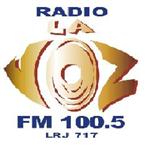 Radio La Voz FM - 100.5 FM San Juan
