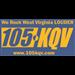 105-KQV (WKQV) - 105.5 FM