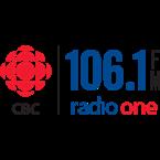 CBAM-FM - CBC Radio One Moncton 106.1 FM Moncton, NB