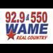 WAME - 550 AM