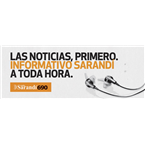 CX8 - Radio Sarandi 690 AM Montevideo
