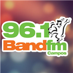 Rádio Band FM (Campos) 96.1 (Brazilian Popular)