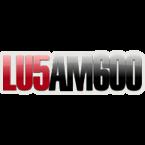 LU5 - 600 AM Neuquén