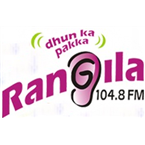 Rangila FM - 104.8 FM Raipur, CG