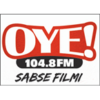 104.8 OYE FM Logo