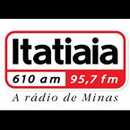 Radio Itatiaia AM (Belo Horizonte) - 610 AM Belo Horizonte