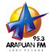 Rádio Arapuan FM (João Pessoa) (ZYC973) - 95.3 FM