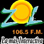 Zol FM - 106.5 FM Santo Domingo