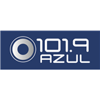 Azul FM 101.9 (Top 40/Pop)