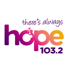 Hope 103.2 logo